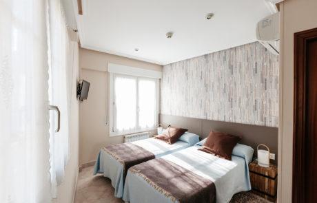 Habitación 3, Pensión Zumardi en Deba