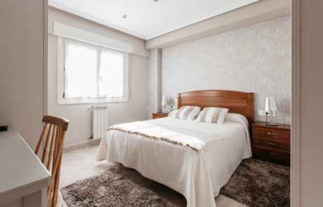 Habitación 7, Pensión Zumardi en Deba